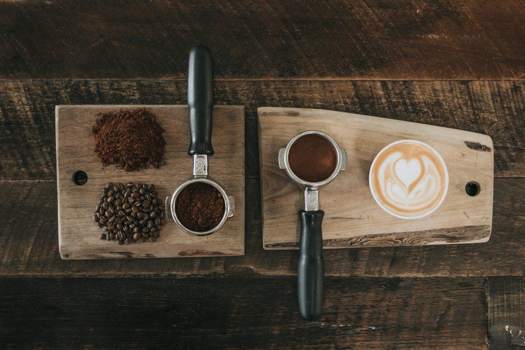 Preparación de café en la actualidad