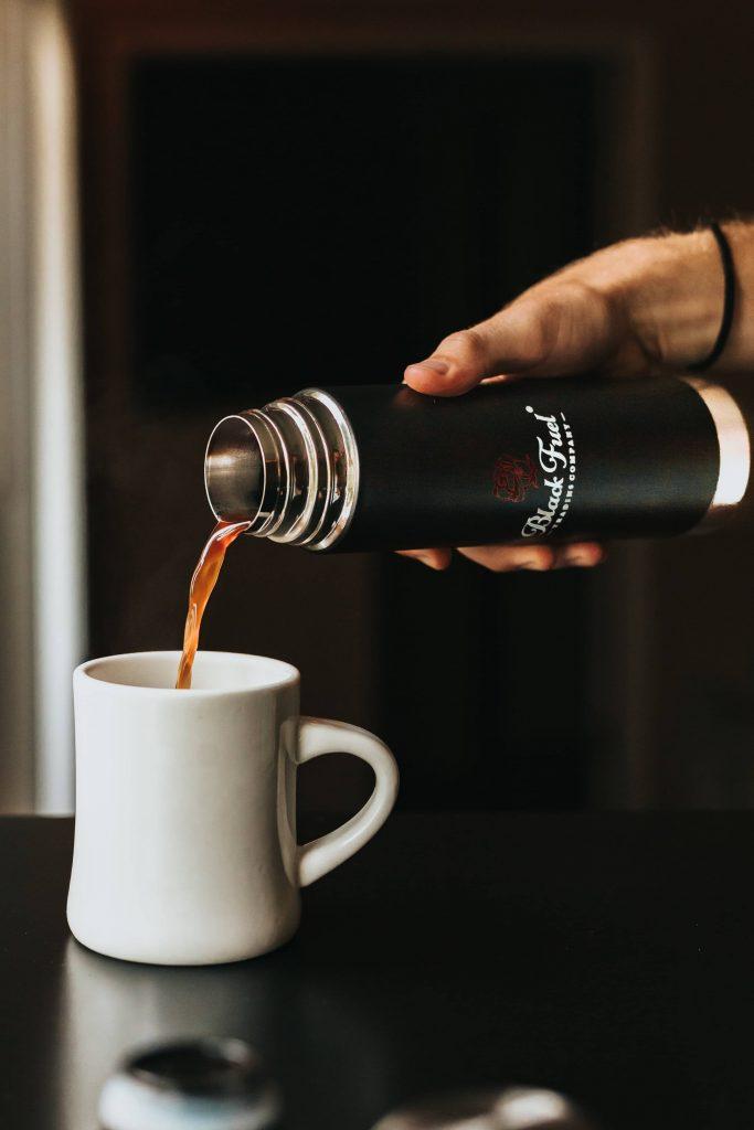 café americano como se prepara