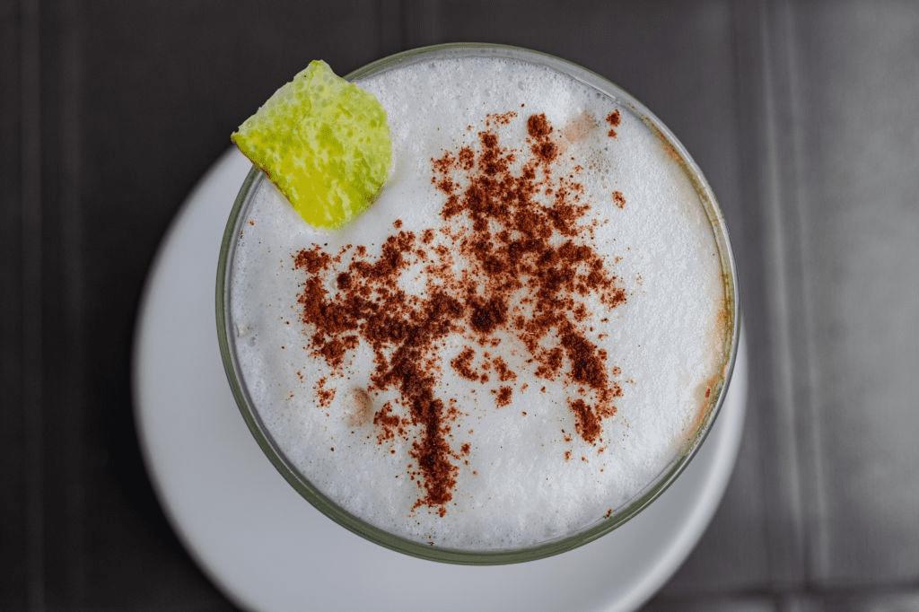 como preparar un café barraquito