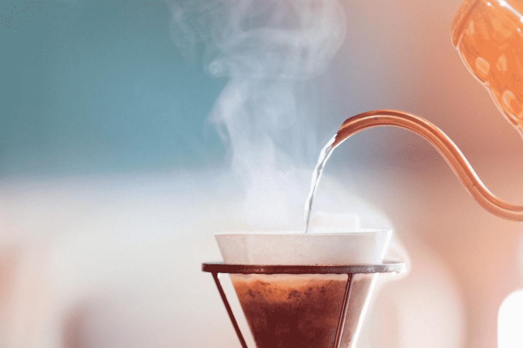 café con filtro