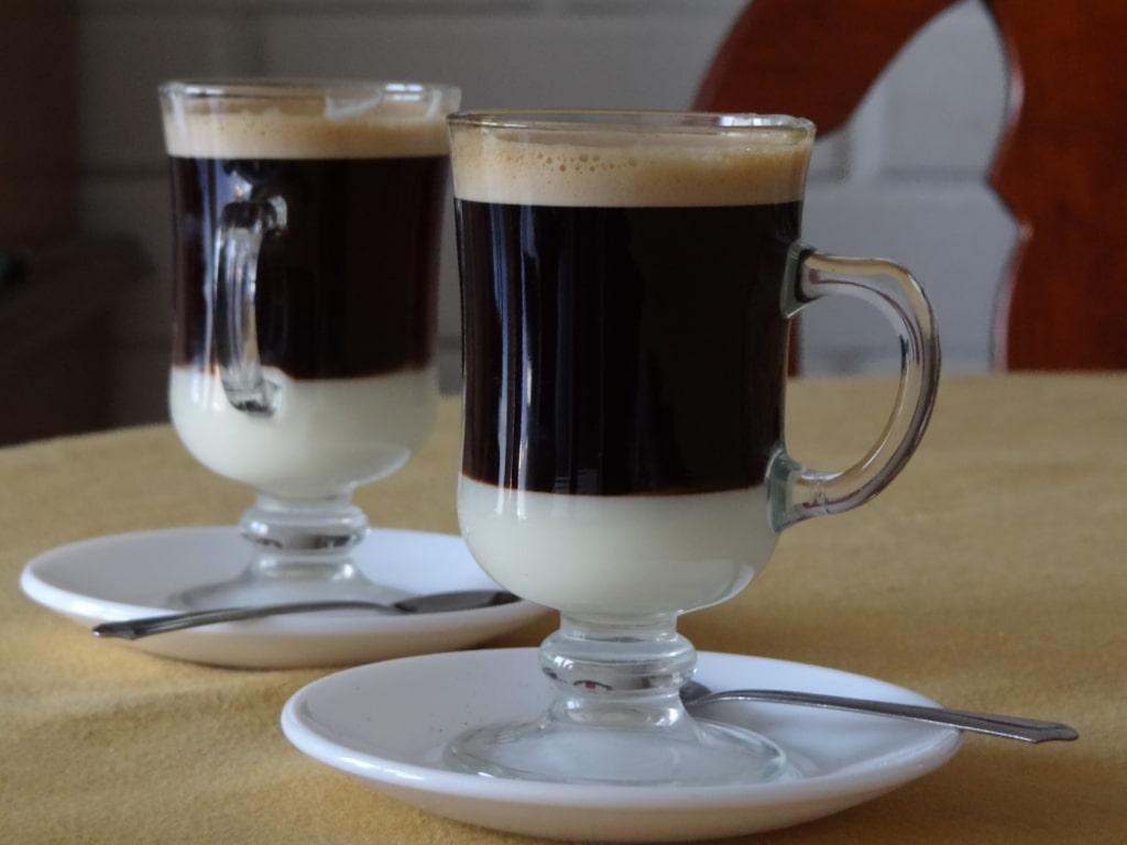 dos cafés bombones