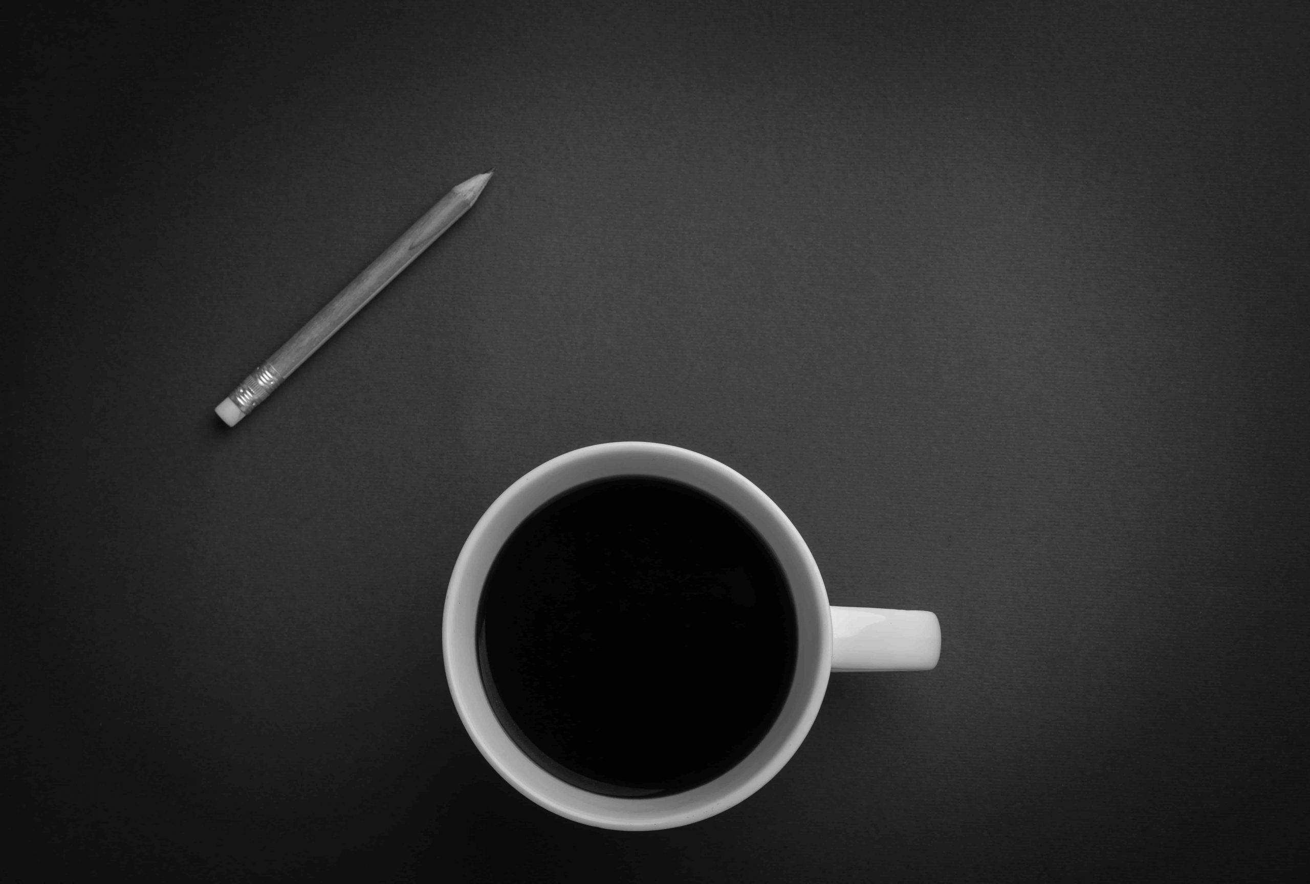 como hacer café americano
