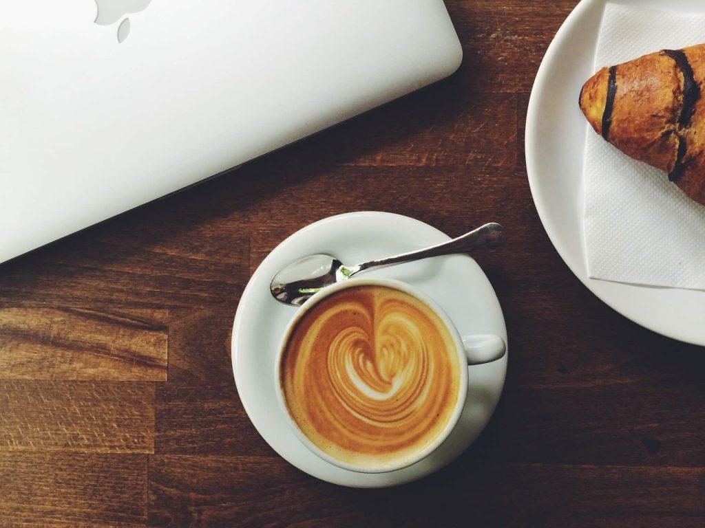 como preparar café latte