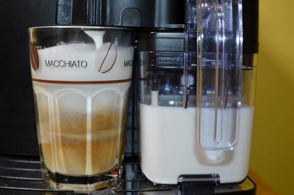 macchiato latte