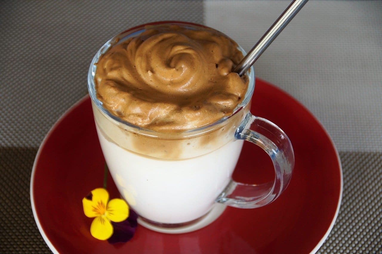 cómo hacer crema de café sin azúcar