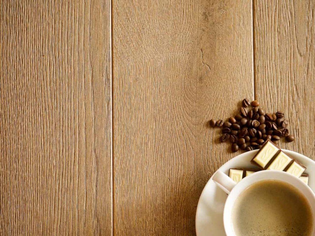 cómo preparar café con chocolate