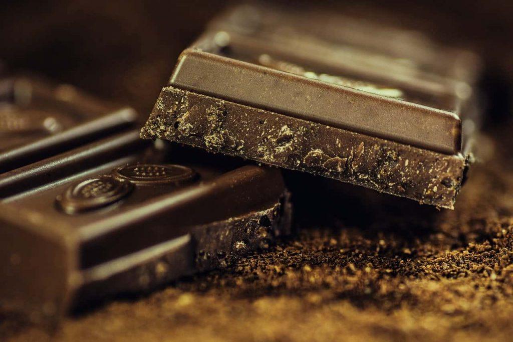 café con chocolate receta