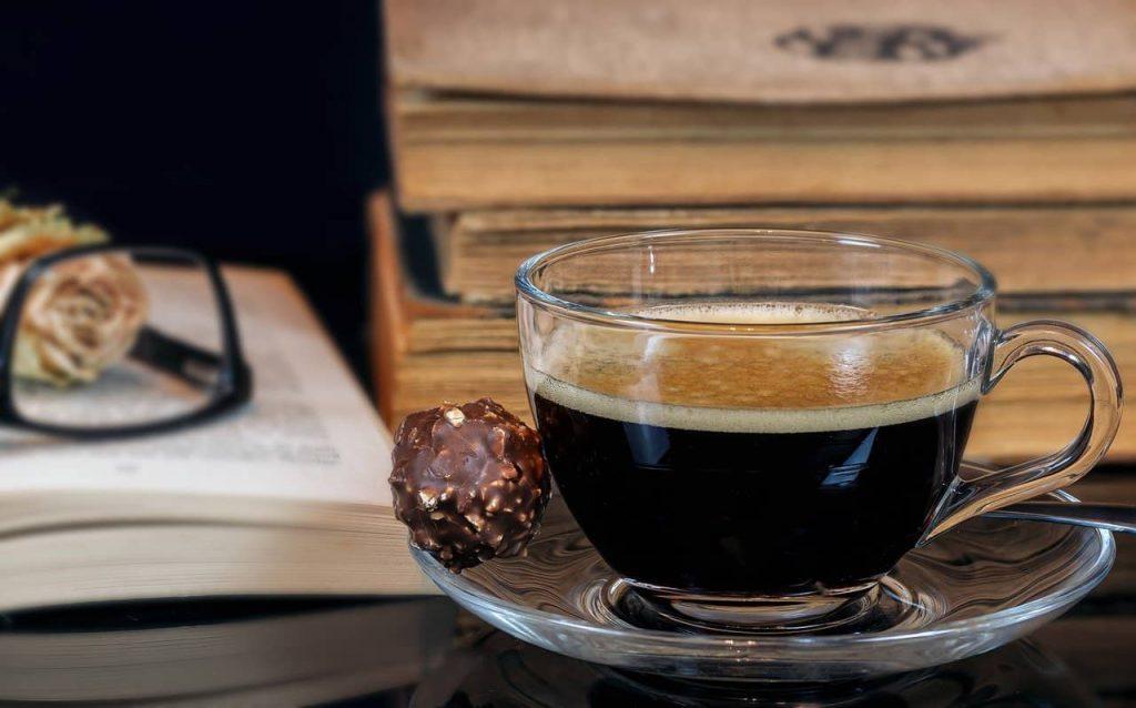café recalentado