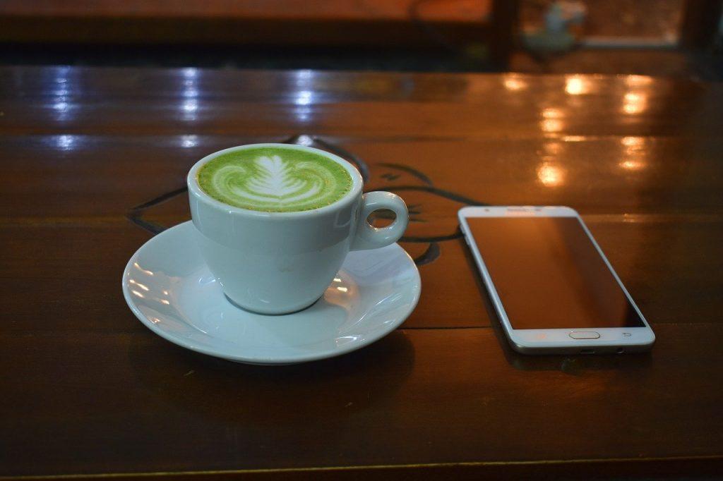 después de comer café o té