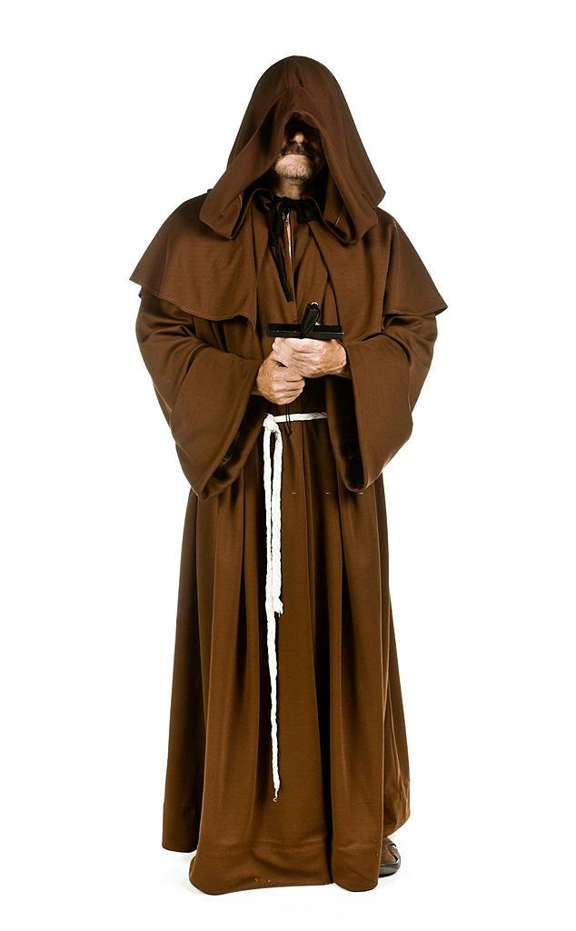 fraile capuchino
