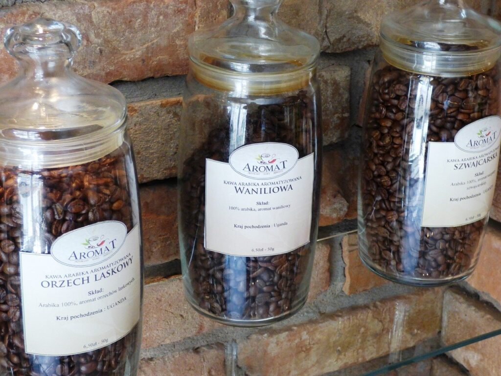 variedades del café